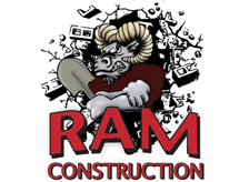 RAM Construction Logo